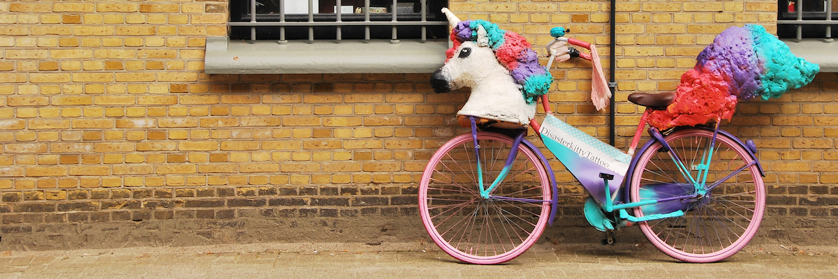 Unicorn Bicycle