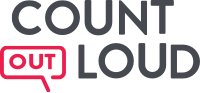 Count Out Loud logo