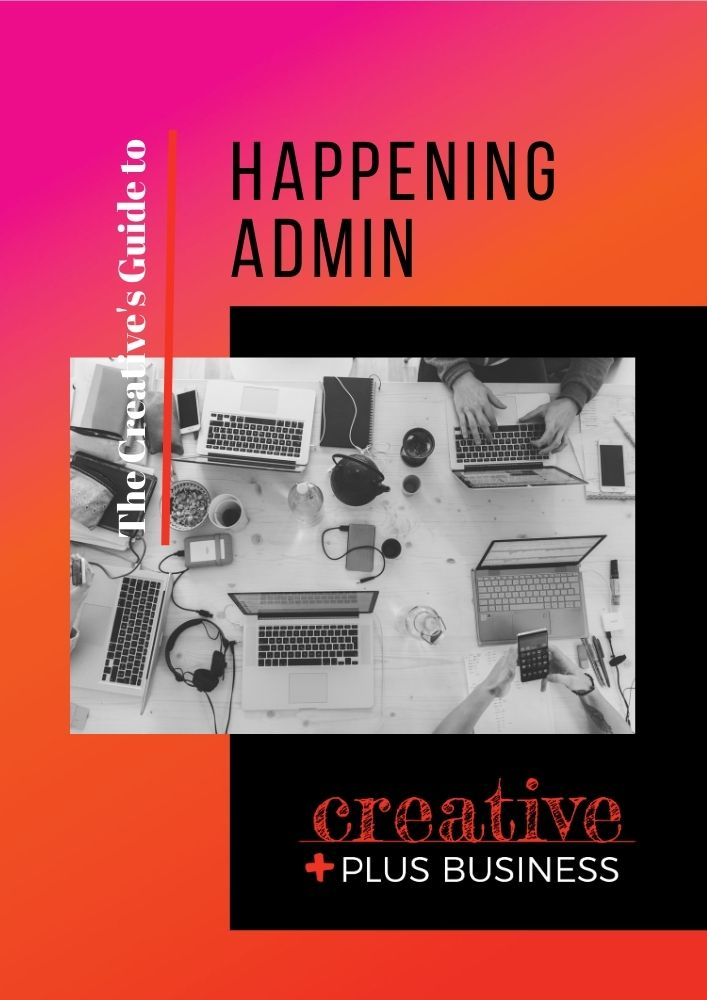 Happening Admine PDF Guide by Creative Plus Business