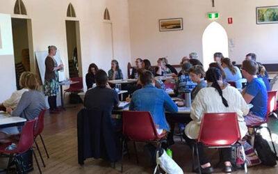 Regional Australia – Bespoke Workshops