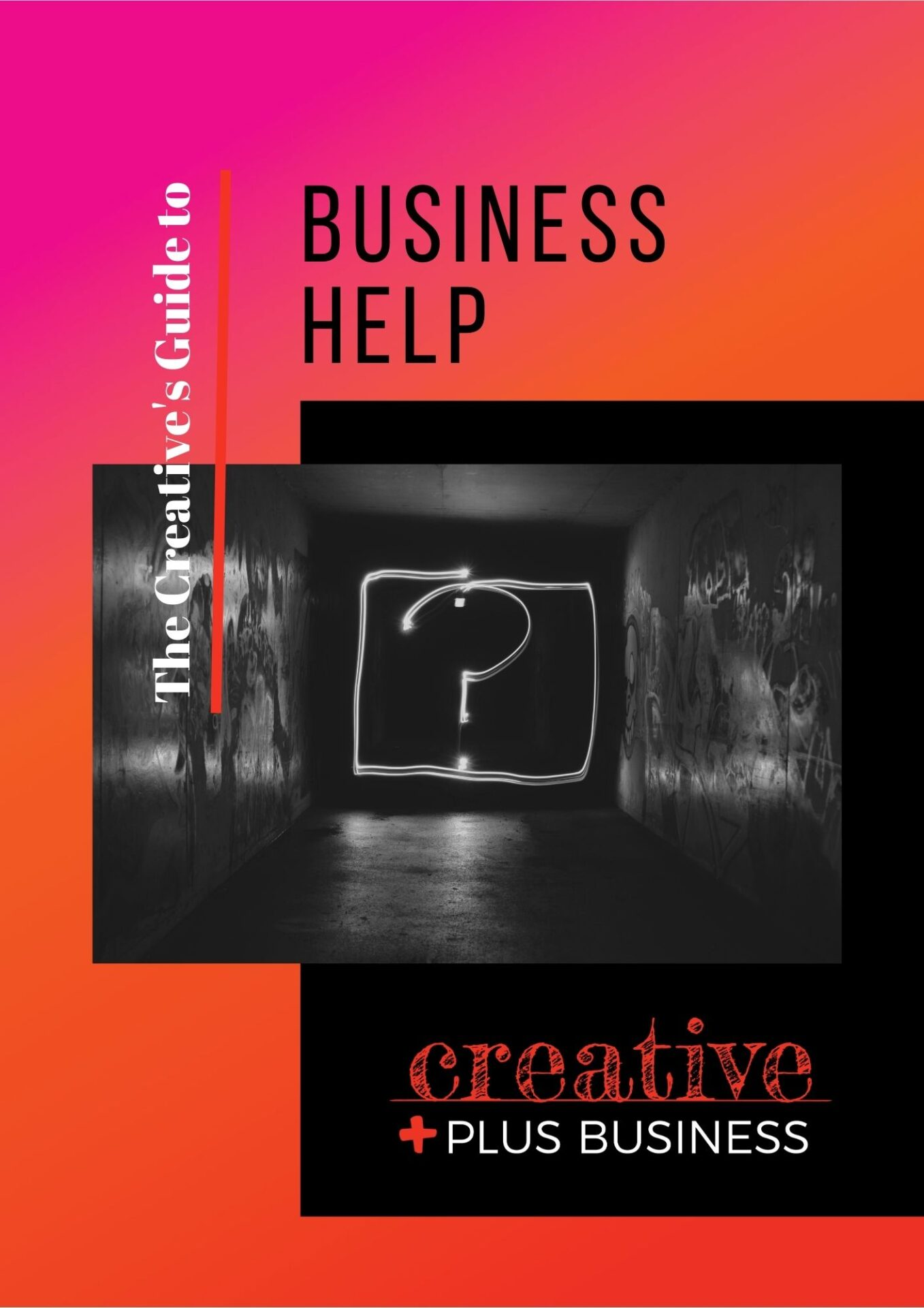 Business Help for creative people