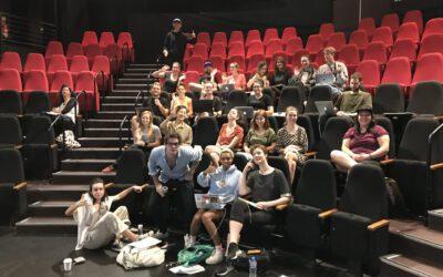 National Institute of Dramatic Arts – Bespoke Professional Training